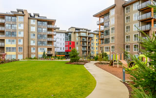 Condo, Townhome, And Apartment Building Landscape and Property Maintenance Vancouver, BC.