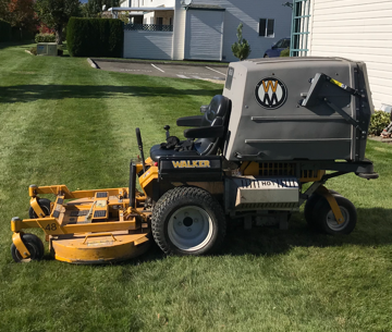 Walker Mower Lawn Cutting For Commercial Properties, Condos, Townhomes, And Stratas In Fraser Valley BC